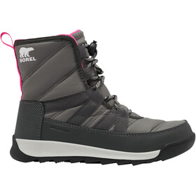 Sorel Whitney II Short Lace Botas Jóvenes, quarry